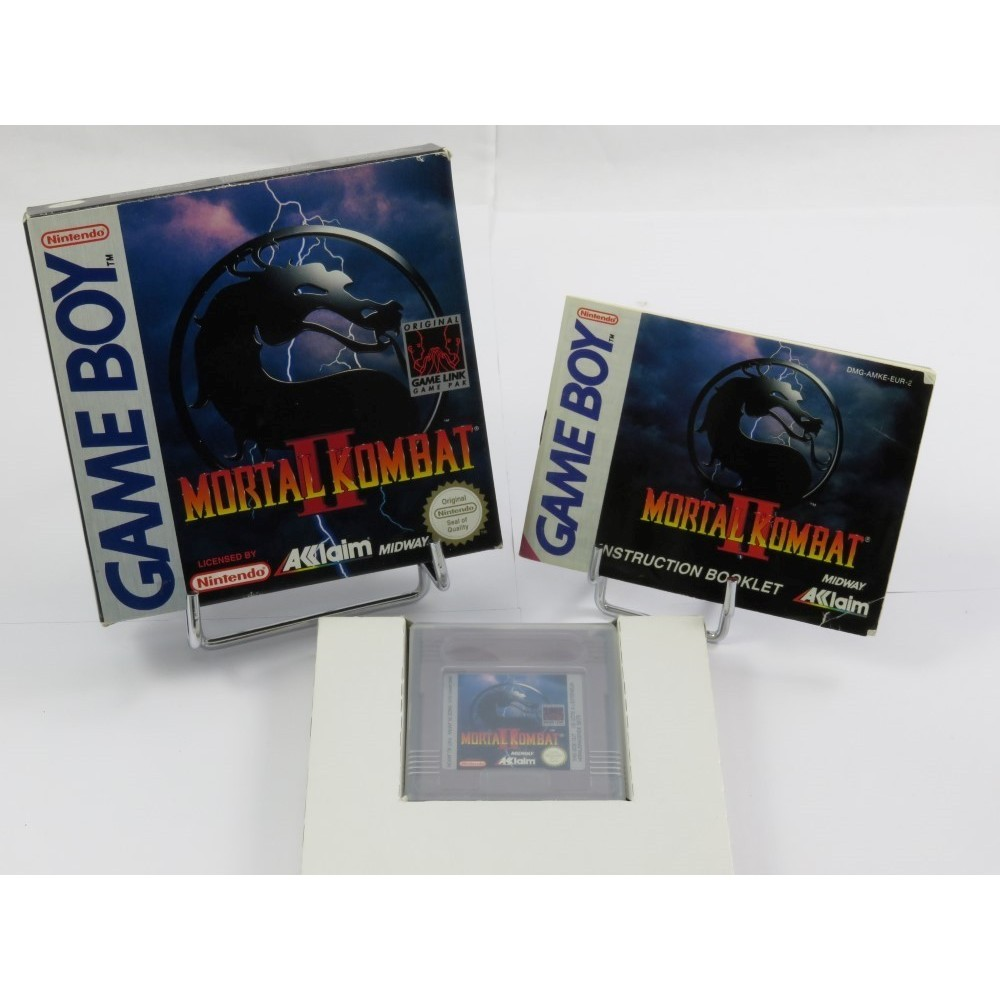 MORTAL KOMBAT II GAMEBOY EUR OCCASION