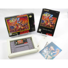 FINAL FIGHT 3 SNES NTSC-USA OCCASION