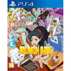 PUNCH LINE PS4 PAL FR NEW