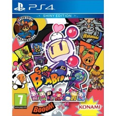 SUPER BOMBERMAN R SHINY EDITION PS4 UK OCCASION