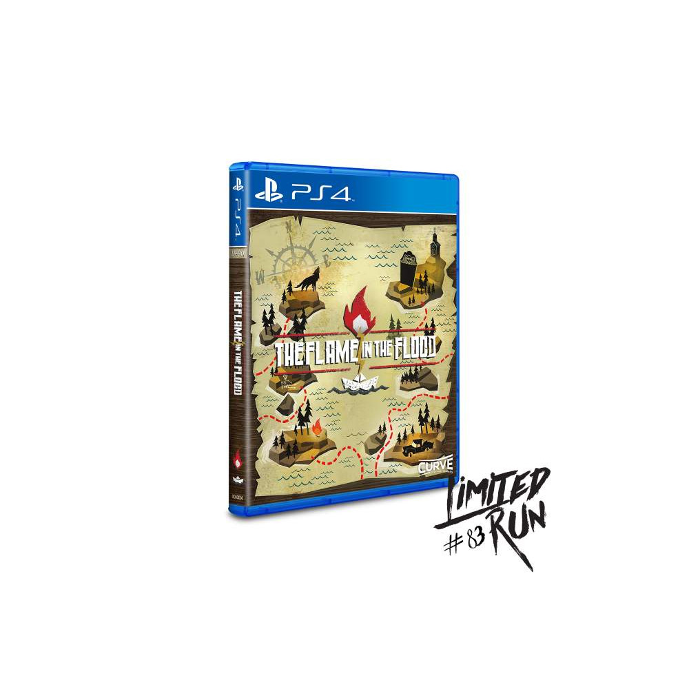 THE FLAME IN THE FLOOD PS4 ALL OCCASION