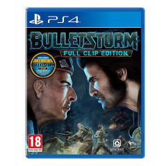 BULLETSTORM FULL CLIP EDITION PS4 UK OCCASION