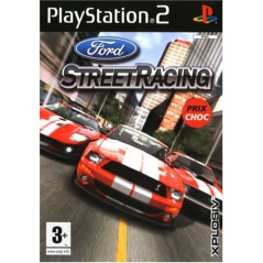 FORD STREET RACING PS2 PAL-FR OCCASION