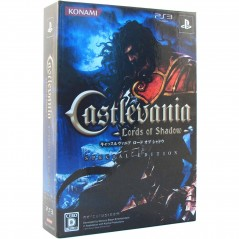 CASTLEVANIA LORDS OF SHADOW LIMITED SPECIAL EDITION PS3 JPN OCCASION
