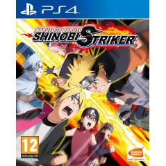 NARUTO TO BORUTO SHINOBI STRIKER PS4 FR NEW