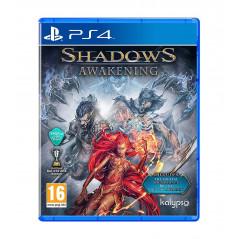 SHADOW AWAKENING PS4 UK NEW