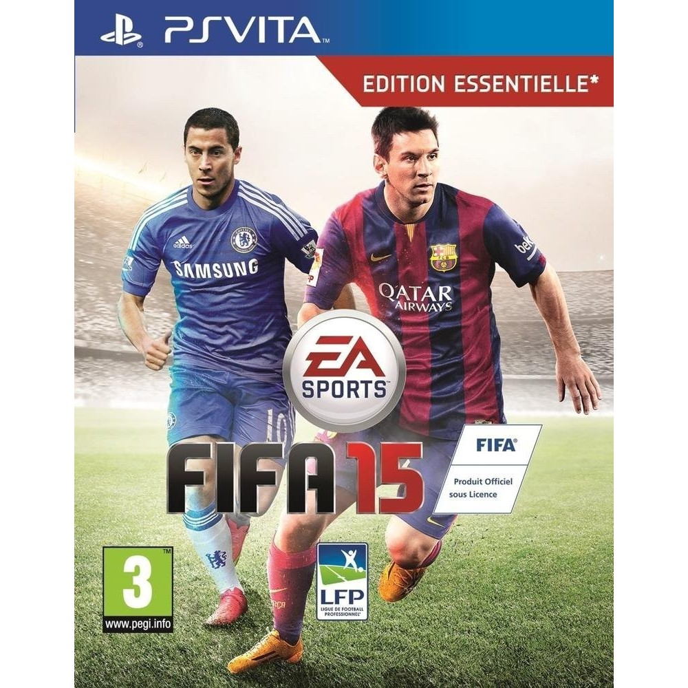 FIFA 15 PSVITA VF