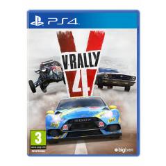 V-RALLY 4 PS4 UK NEW