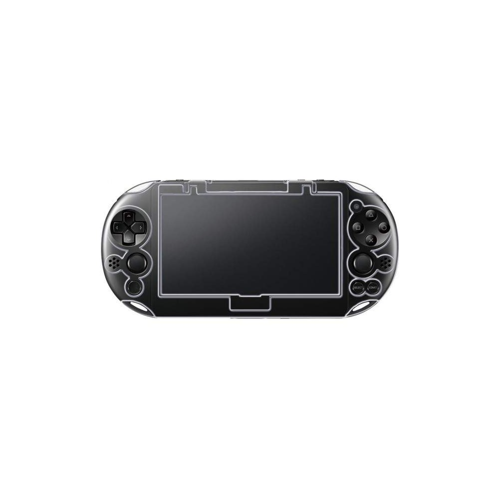 NEW PROTECT CASE CLEAR PSVITA SLIM JAP NEW