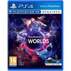 PLAYSTATION VR WORLDS PS4 MULTI FR OCCASION