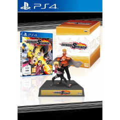 NARUTO TO BORUTO SHINOBI STRIKER COLLECTOR PS4 FR NEW