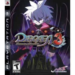 DISGAEA 3 PS3 USA OCCASION