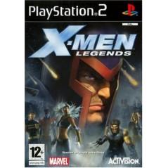 X-MEN LEGENDS PS2 PAL-FR OCCASION (ETAT B)