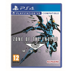 ZONE OF THE ENDERS: THE 2ND RUNNER - MARS VR PS4 FR NEW