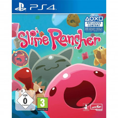 SLIME RANCHER PS4 PAL FR NEW