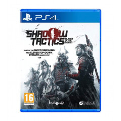 SHADOW TACTICS BLADES OF THE SHOGUN PS4 UK OCCASION