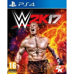 WWE 2K17 PS4 UK OCCASION