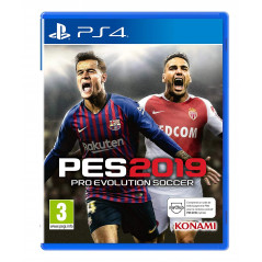 PRO EVOLUTION SOCCER 2019 PS4 FR OCCASION
