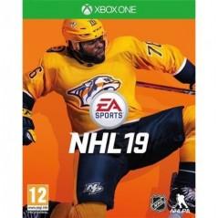 NHL 19 XBOX ONE FR NEW