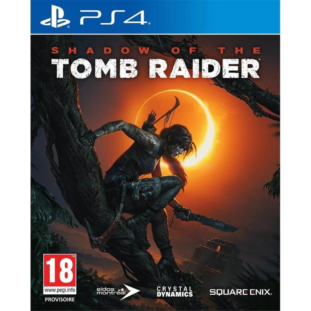 SHADOW OF THE TOMB RAIDER PS4 FR NEW