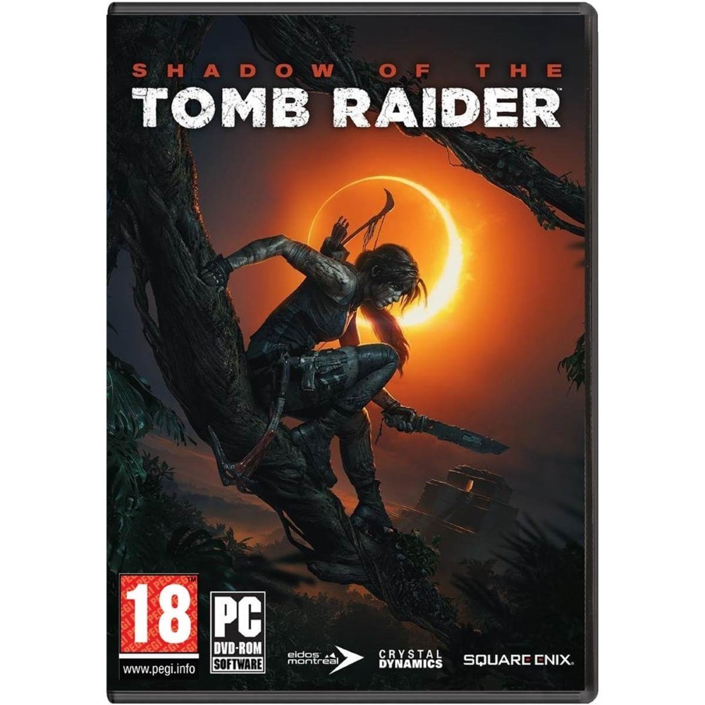 SHADOW OF THE TOMB RAIDER PC FR NEW