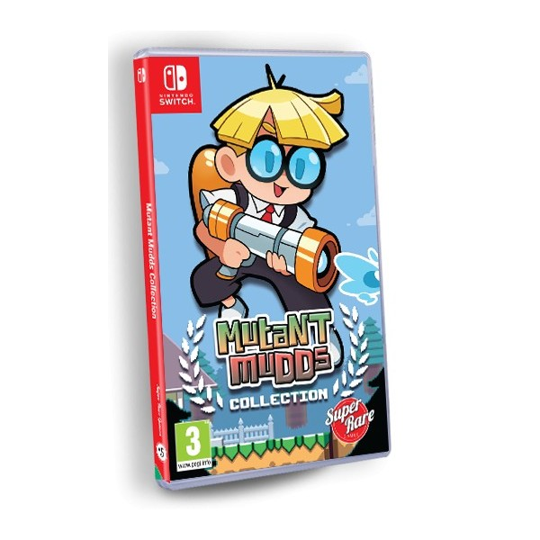 MUTANT MUDDS COLLECTION SWITCH UK NEW