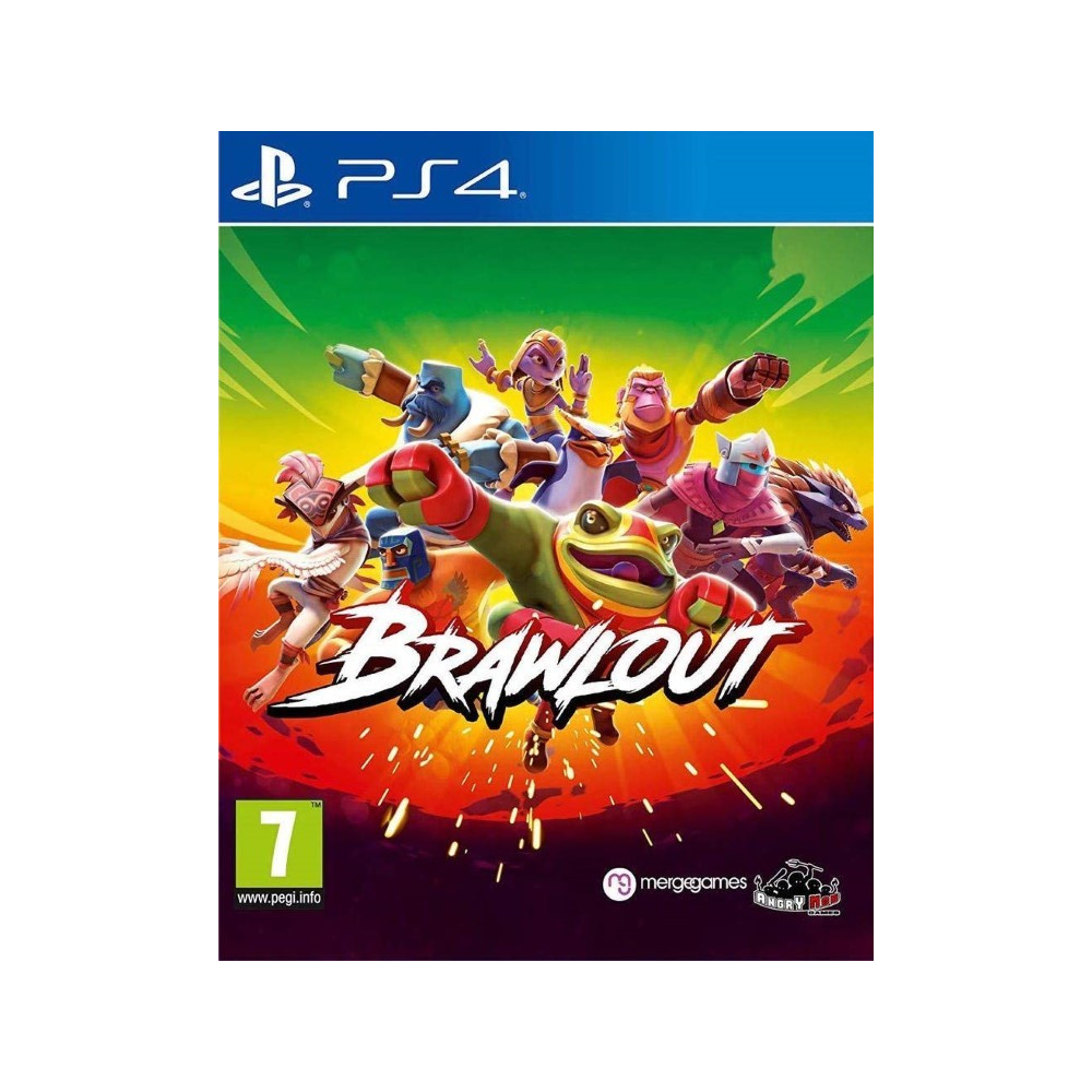 BRAWLOUT PS4 FR NEW