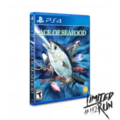 ACE OF SEAFOOD PS4 US NEW