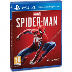 SPIDERMAN PS4 EURO FR OCCASION