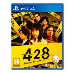428 SHIBUYA SCRAMBLE PS4 PAL FR NEW