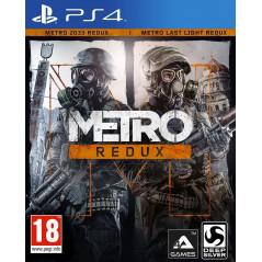 METRO REDUX PS4 UK NEW