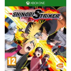 NARUTO TO BORUTO SHINOBI STRIKER XBOX ONE UK OCCASION