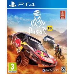 DAKAR 18 PS4 DAY UK NEW