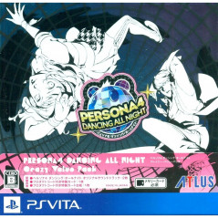 PERSONA 4 DANCING ALL NIGHT CRAZY VALUE PACK PSVITA JAP