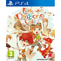 LITTLE DRAGONS CAFE PS4 PAL FR NEW