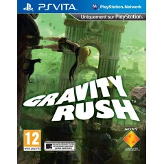 GRAVITY RUSH PSVITA VF