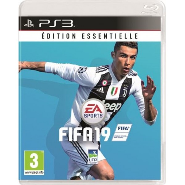 FIFA 19 EDITION ESSENTIELLE PS3 FR NEW