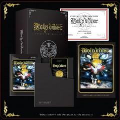 HOLY DIVER COLLECTOR'S EDITION 2900EX. (BLACK CARD) NES FAMICOM NEW