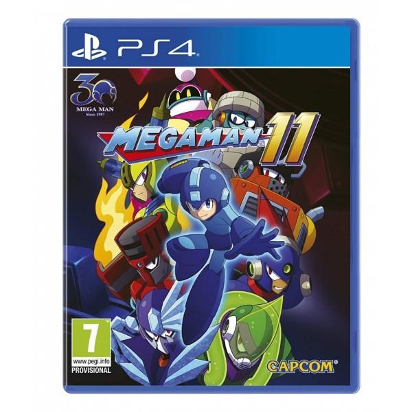MEGAMAN 11 PS4 FR NEW