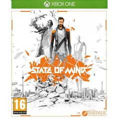 STATE OF MIND XBOX ONE FR OCCASION
