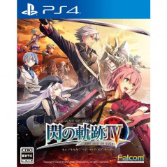 EIYUU DENSETSU SEN NO KISEKI IV THE END OF SAGA PS4 JAP NEW
