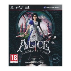 ALICE MADNESS RETURNS PS3 FR OCCASION