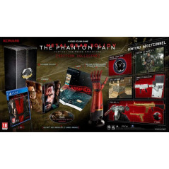 METAL GEAR SOLID V THE PHANTOM PAIN COLLECTOR PS4 UK NEW