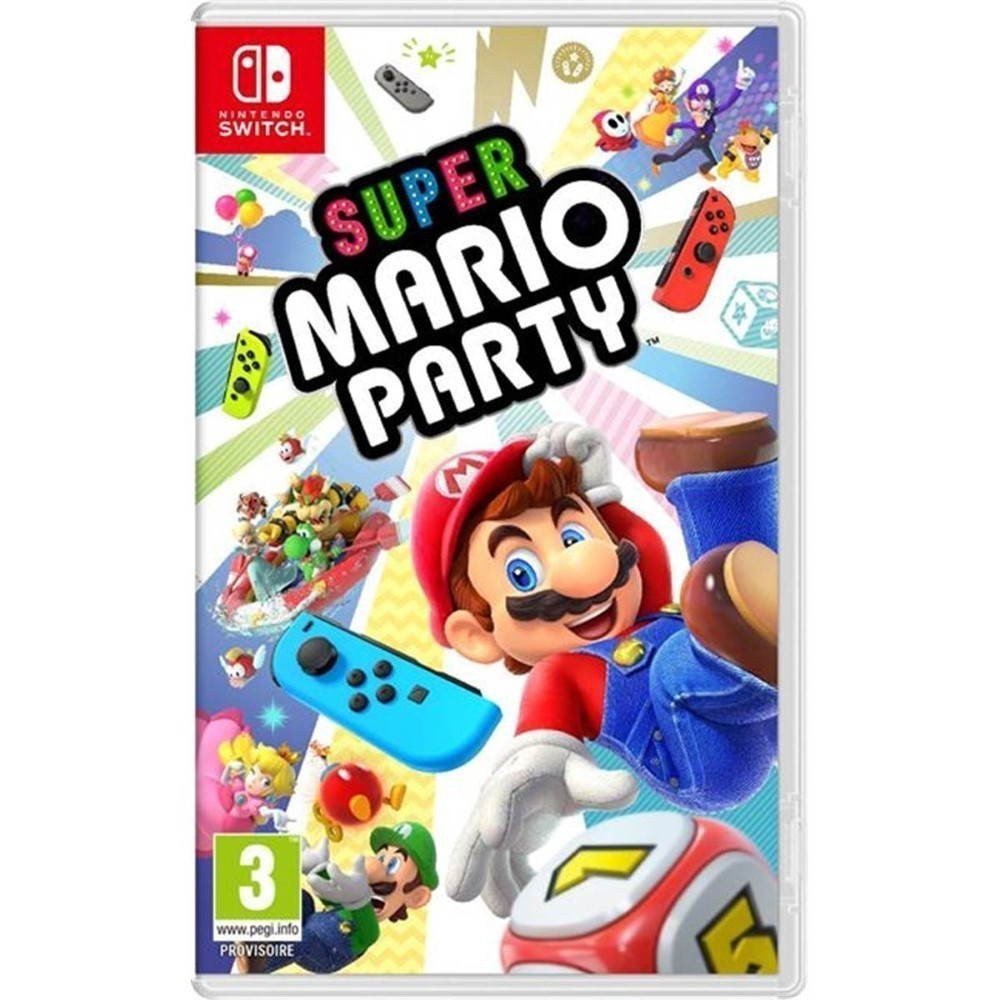 SUPER MARIO PARTY SWITCH PAL FR NEW