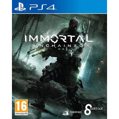 IMMORTAL UNCHAINED PS4 FR OCCASION