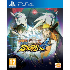 NARUTO SHIPPUDEN ULTIMATE NINJA STORM 4 PS4 UK OCCASION