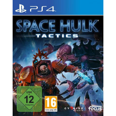 SPACE HULK TACTICS PS4 EURO NEW