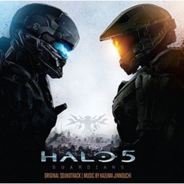 VINYLE HALO 5 GUARDIANS NEW