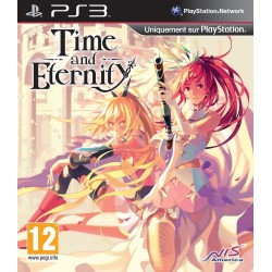 TIME & ETERNITY PS3 FR OCCASION