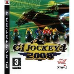 G1 JOCKEY 4 2008 PS3 FR OCCASION